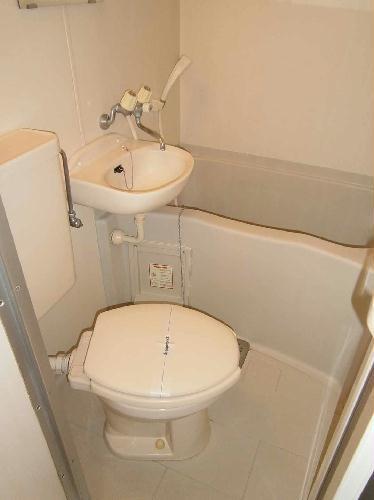 レオパレス八雲第10番 103号室の風呂
