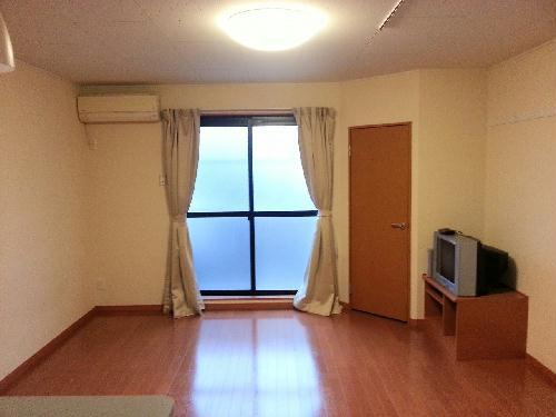 レオパレス岡Ⅱ 104号室のリビング