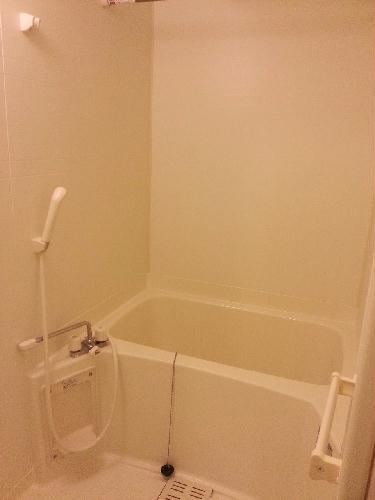 レオパレス岡Ⅱ 104号室の風呂