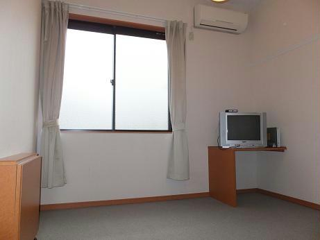 レオパレスグレープヒルA 202号室のリビング