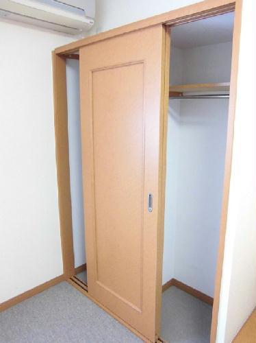 レオパレス尾ヶ崎 201号室の収納