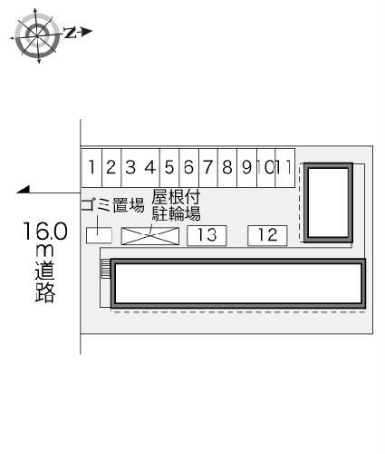 レオパレスコンプリートN 208号室のその他