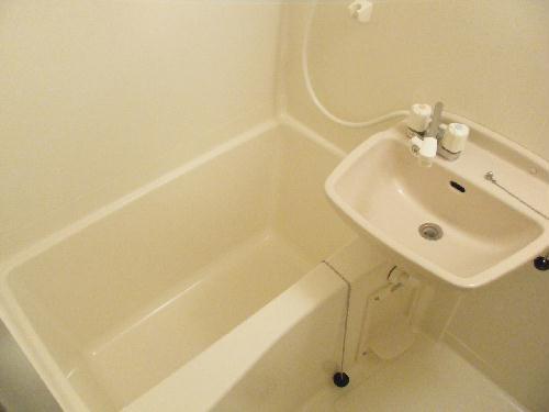 レオパレスベルウィング 206号室の風呂