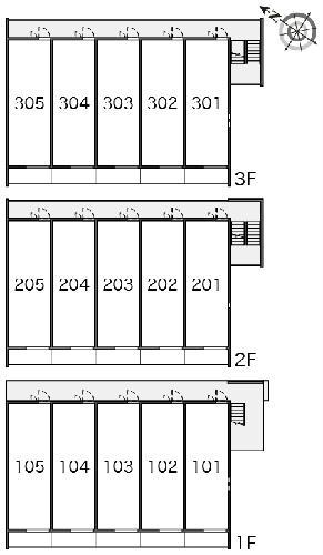 クレイノROUTE 16 303号室のその他