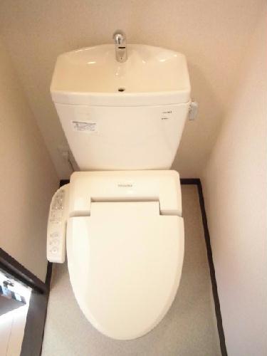 レオネクストクラジヤイ 112号室のトイレ