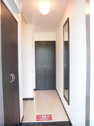 レオネクストクラジヤイ 112号室の玄関