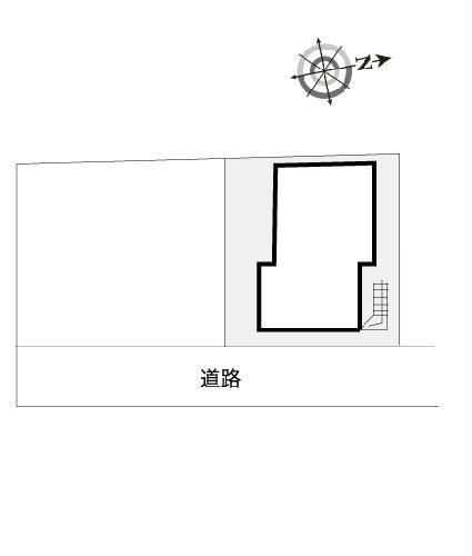 レオパレス等々力弐番館 202号室のその他