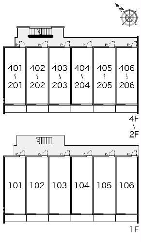 クレイノTera 304号室のその他