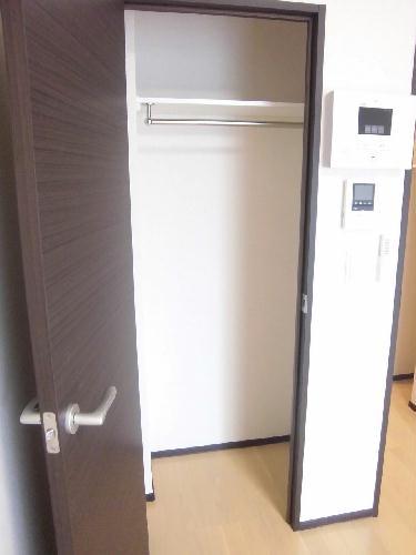 クレイノル ボヌール白岡 107号室の収納