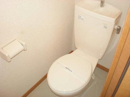 レオパレスアメニティハイツ 107号室のトイレ