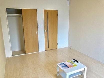 クレイノルーチェ デル ソーレ 305号室のリビング