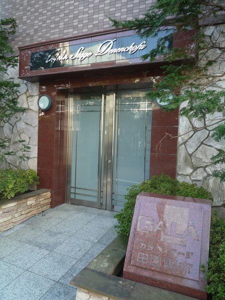 ガラ・ステージ田園調布 102号室の玄関