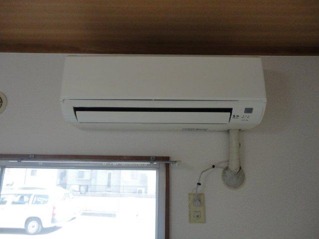 クリスタルハイツⅠ 00102号室の設備