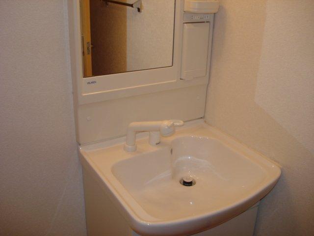 アメニティ冨士見 306号室の洗面所