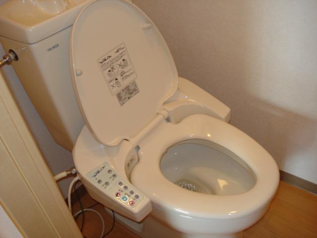 アメニティ冨士見 306号室のトイレ