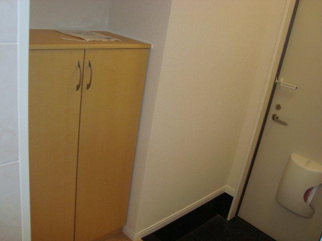 パレット小泉2 105号室の収納