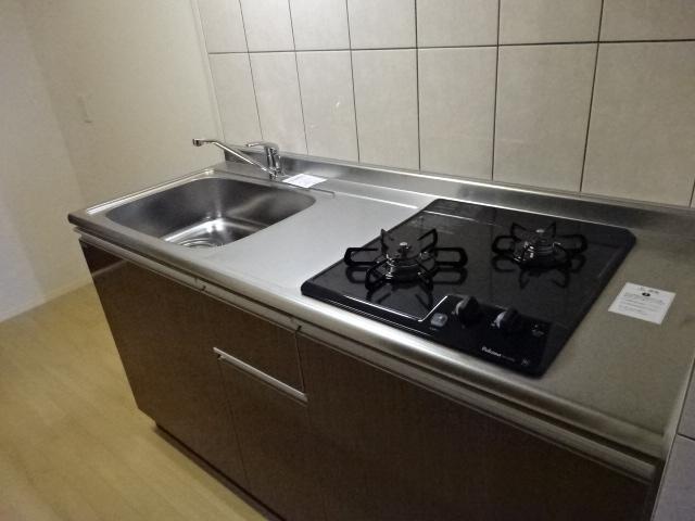 イニシオA 101号室のキッチン