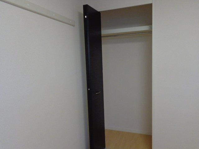 アルページュ 201号室の収納