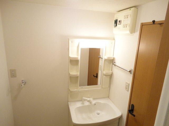 サウス・フォレストA 00103号室の洗面所