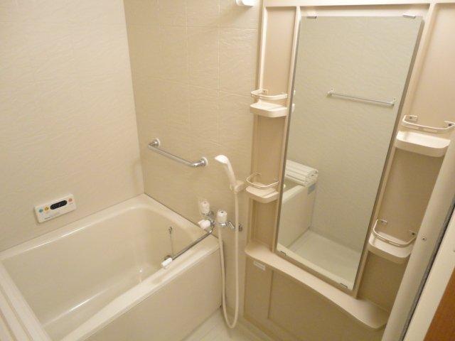 サウス・フォレストA 00103号室の風呂