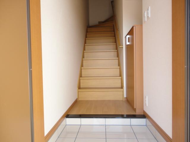 サンフィール 00205号室の玄関