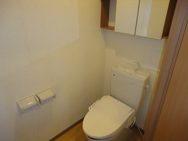 サンフィール 00205号室のトイレ