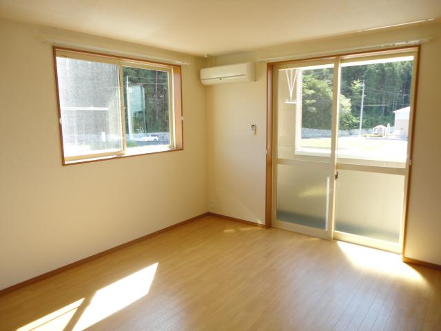 サンフィール 00205号室のベッドルーム