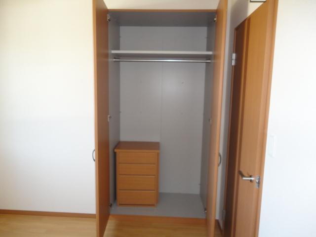 サンフィール 00205号室の収納