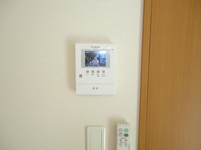 サンフィール 00205号室のセキュリティ
