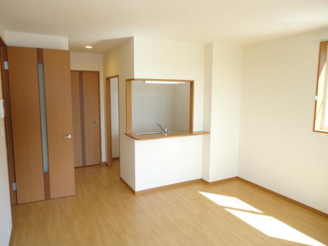 サンフィール 00205号室のキッチン