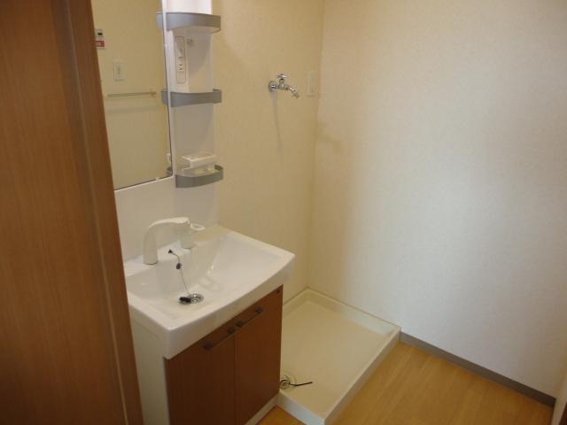 サンフィール 00205号室の洗面所