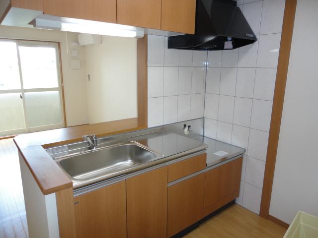 サンブレス 00101号室のキッチン