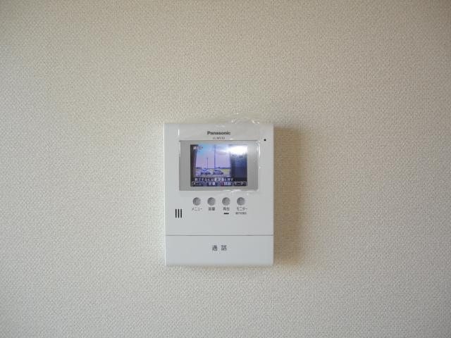 サンブレス 00101号室のセキュリティ