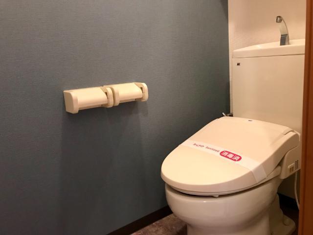 リバティーコート 205号室のトイレ