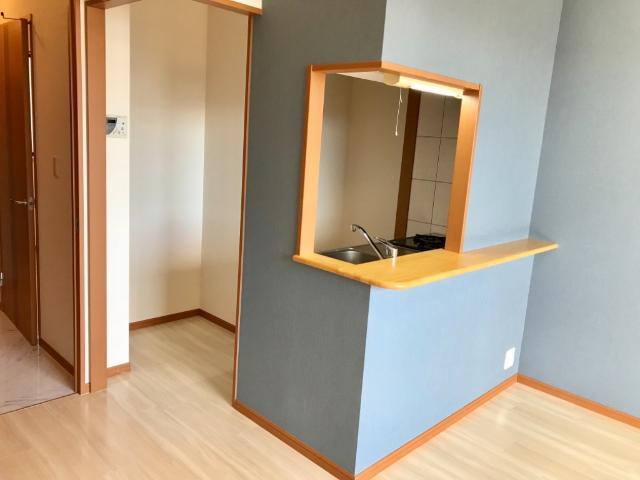 リバティーコート 205号室のキッチン