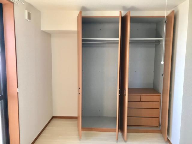 リバティーコート 205号室の収納