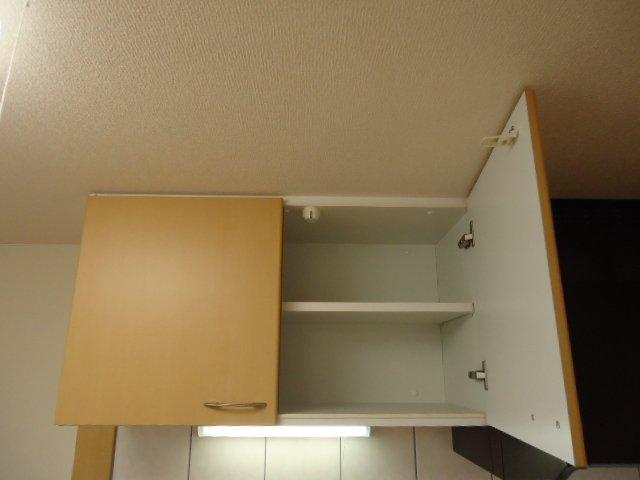グランディール 00101号室の収納
