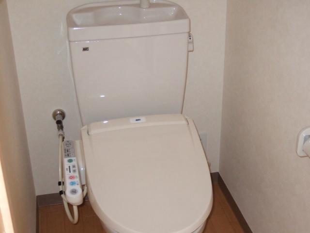グランディール 00101号室のトイレ