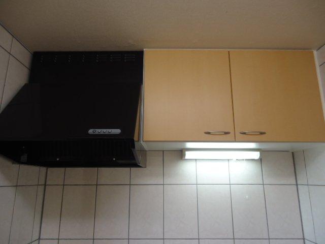 スタークレスト 203号室のキッチン