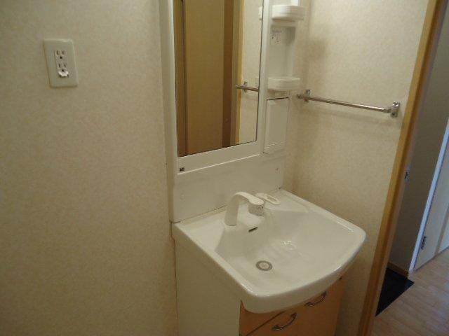 スタークレスト 203号室の洗面所