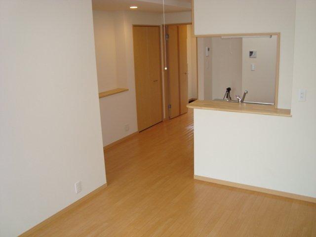 エスポアール 00101号室のキッチン