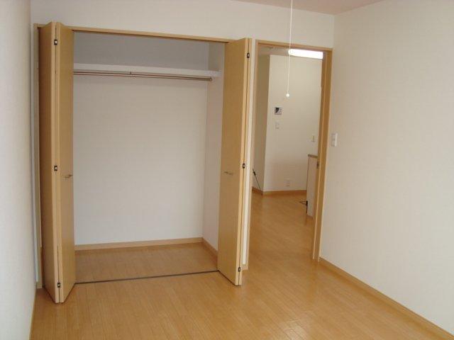 エスポアール 00101号室の収納