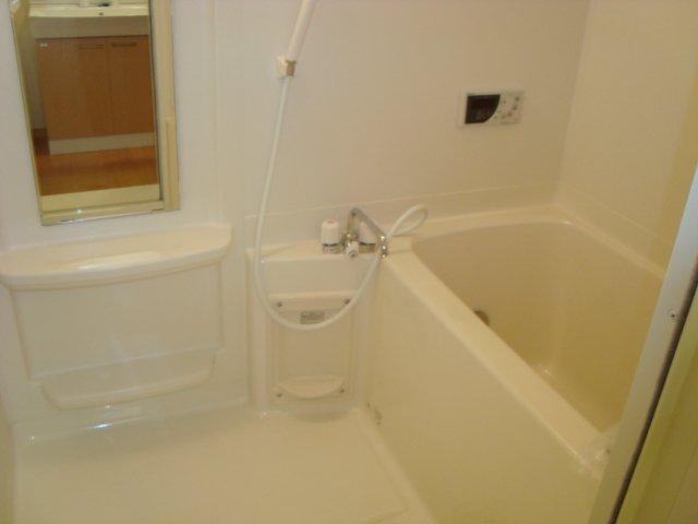エスポアール 00101号室の風呂