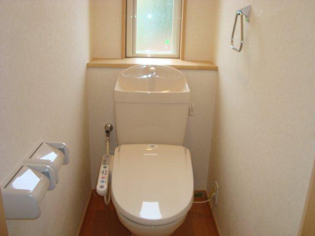 エスポアール 00101号室のトイレ