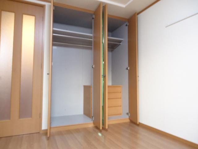 クレバー 103号室の収納