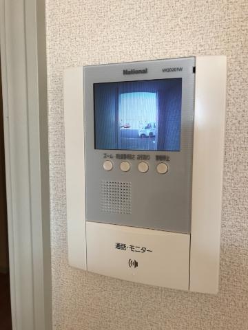 サンジュールイーストB 00102号室のセキュリティ