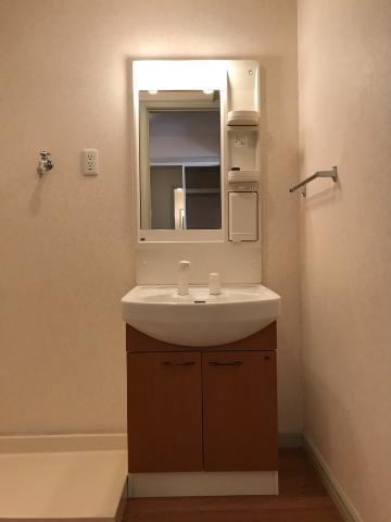 サンジュールイーストB 00102号室の洗面所