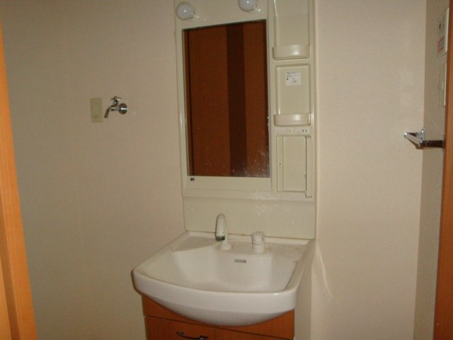 エルシオンⅢ 108号室の洗面所