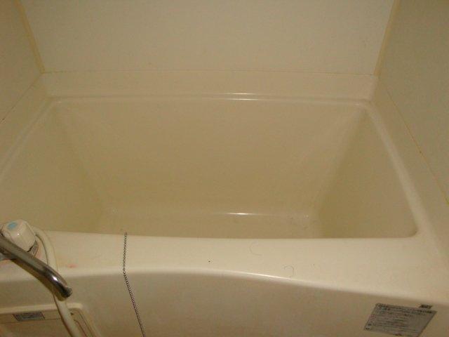 エルシオンⅢ 108号室の風呂