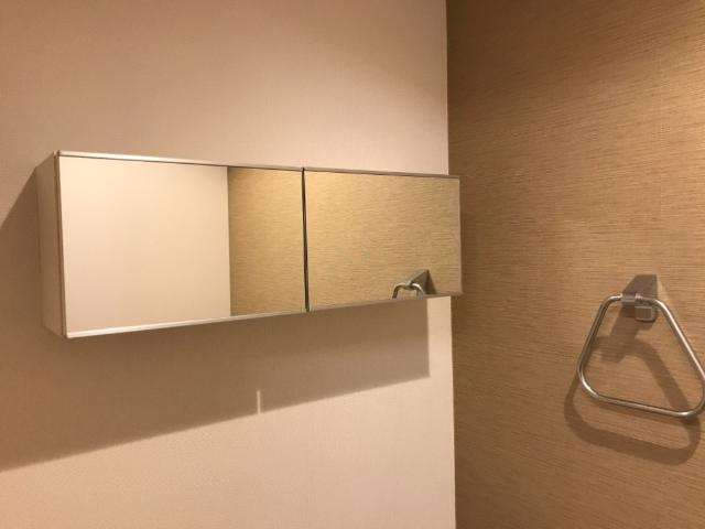 COTY 202号室のトイレ